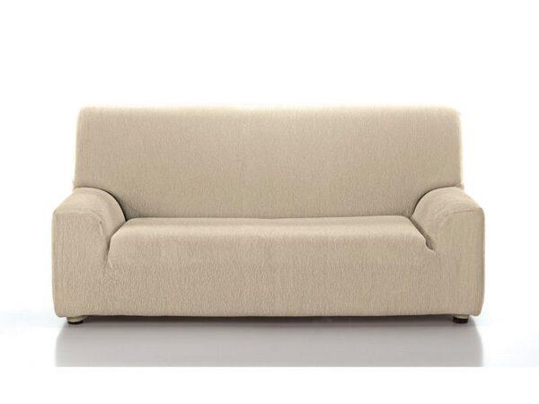 funda sofá lisa natural