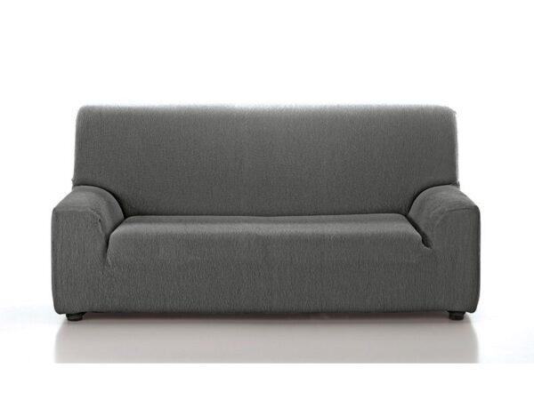 funda sofá lisa antracita