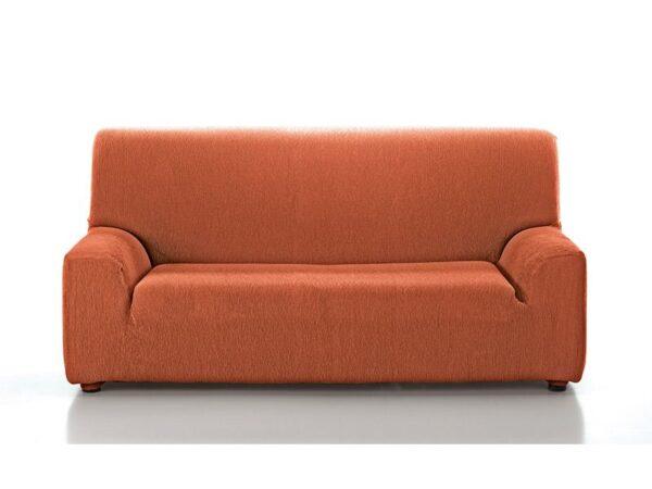 funda sofá lisa teja