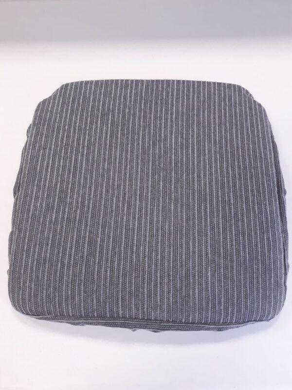funda silla gris