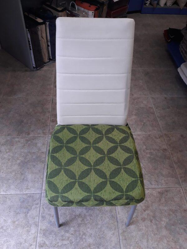 funda silla verde 2