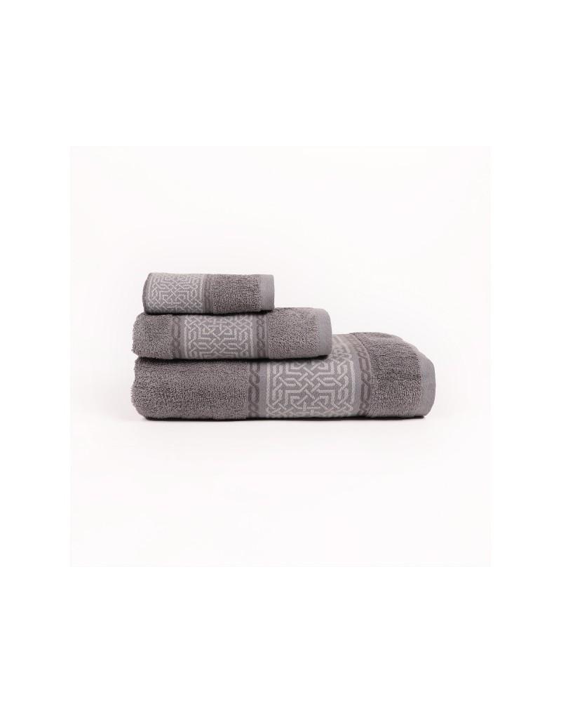 juego 3 piezas toallas marengo